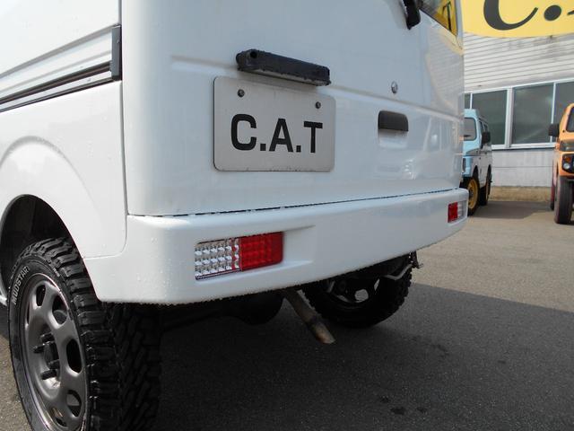 PA 4WD 5速マニュアルリフトUP新品タイヤ自社カスタム(7枚目)