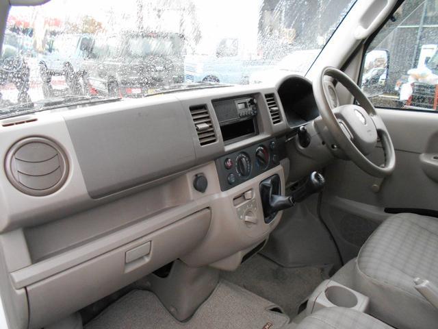 PA 4WD 5速マニュアルリフトUP新品タイヤ自社カスタム(10枚目)