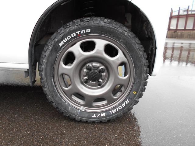PA 4WD 5速マニュアルリフトUP新品タイヤ自社カスタム(19枚目)