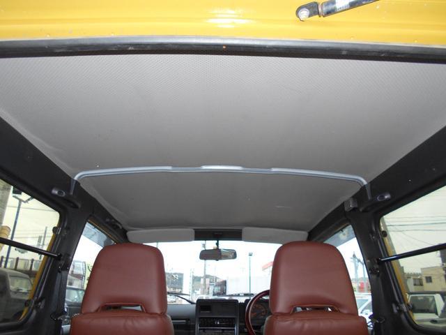 ランドベンチャー 最終型・5速マニュアル・リフトアップ公認・パーツ新品・自社カスタム・4WDターボ(12枚目)