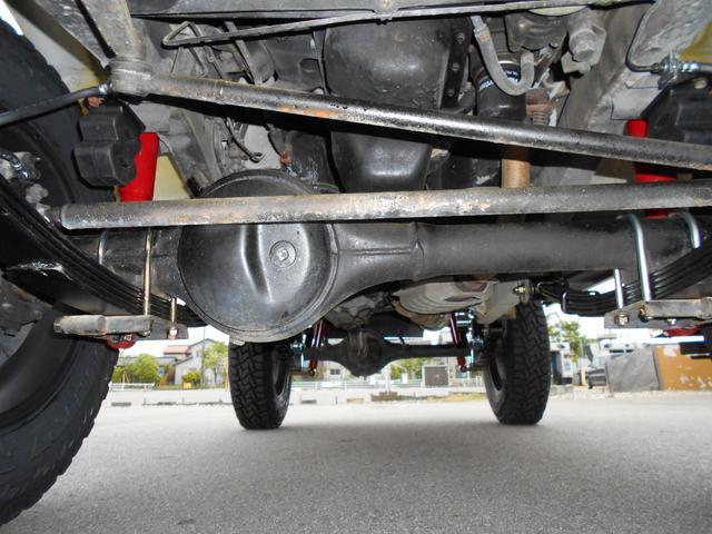ランドベンチャー 最終型・5速マニュアル・リフトアップ公認・パーツ新品・自社カスタム・4WDターボ(22枚目)