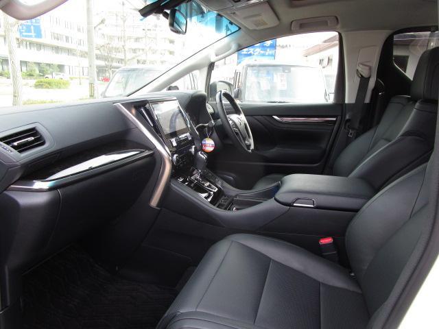 2.5Z Gエディション車高調20AW 本皮シート SR(13枚目)