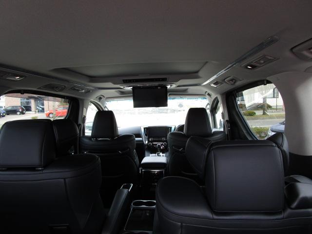 2.5Z Gエディション車高調20AW 本皮シート SR(16枚目)