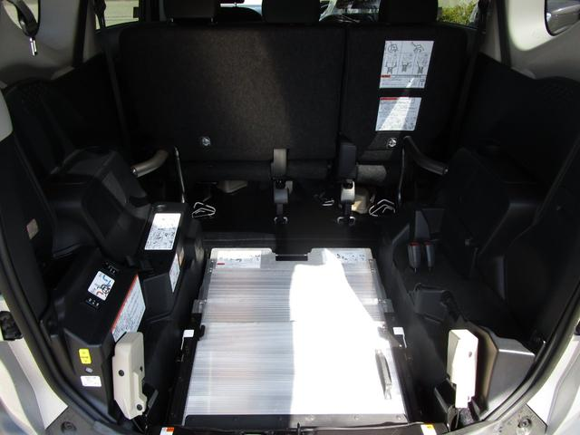 X 車いす仕様車スローパー(15枚目)