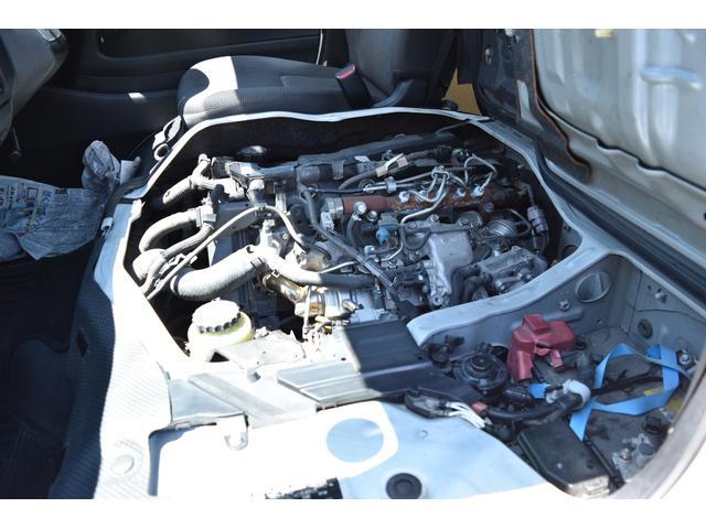 ロングDX キーレス ABS ディーゼル 両側S 4WD(30枚目)
