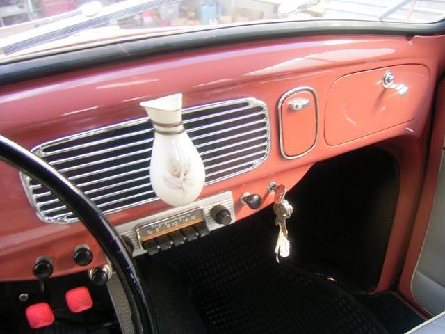 フォルクスワーゲン VW ビートル オーバルウィンドゥ 12V