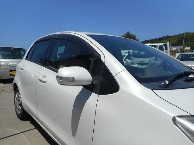 「トヨタ」「ヴィッツ」「コンパクトカー」「石川県」の中古車26