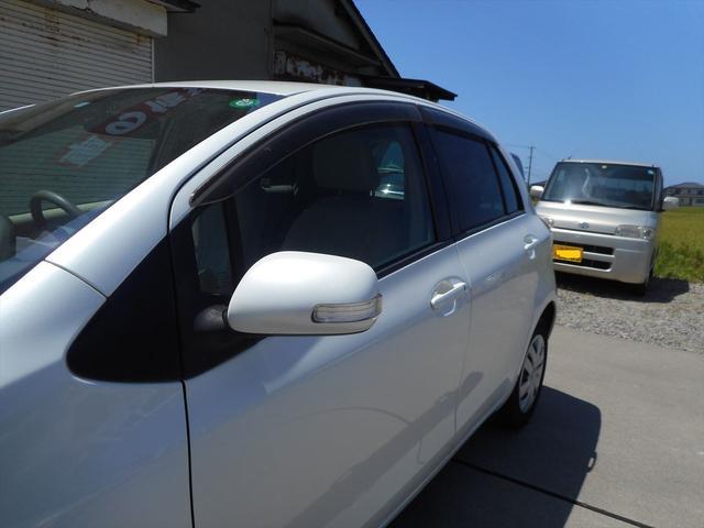 「トヨタ」「ヴィッツ」「コンパクトカー」「石川県」の中古車27