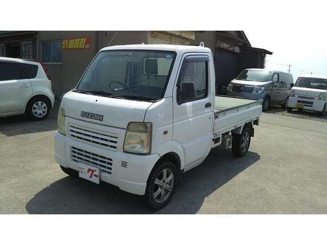 「スズキ」「キャリイトラック」「トラック」「石川県」の中古車7