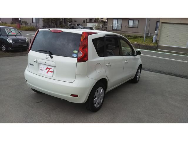 「日産」「ノート」「コンパクトカー」「石川県」の中古車3