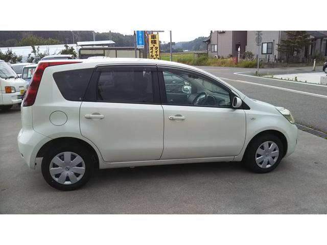 「日産」「ノート」「コンパクトカー」「石川県」の中古車4