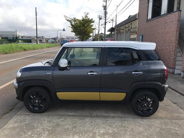 「スズキ」「クロスビー」「SUV・クロカン」「石川県」の中古車46