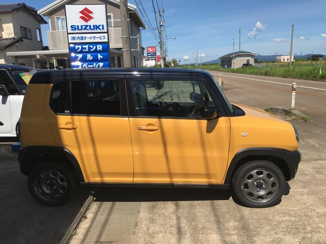 「スズキ」「ハスラー」「コンパクトカー」「石川県」の中古車41