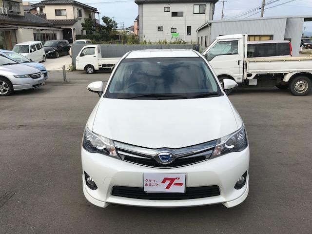 「トヨタ」「カローラフィールダー」「ステーションワゴン」「石川県」の中古車2