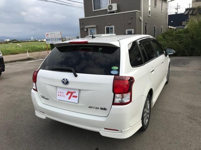 「トヨタ」「カローラフィールダー」「ステーションワゴン」「石川県」の中古車27
