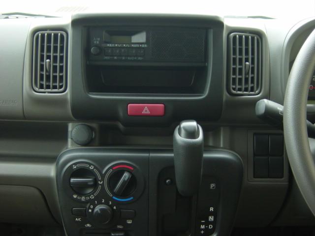 PA ハイルーフ エアコン パワステ 衝突安全ボディ 4WD(10枚目)