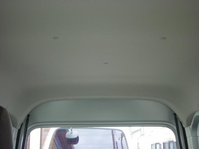 PA ハイルーフ エアコン パワステ 衝突安全ボディ 4WD(12枚目)