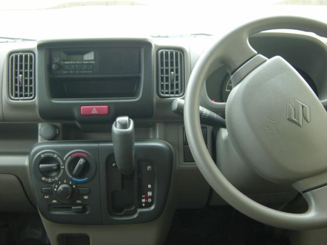 PA ハイルーフ エアコン パワステ 衝突安全ボディ 4WD(16枚目)