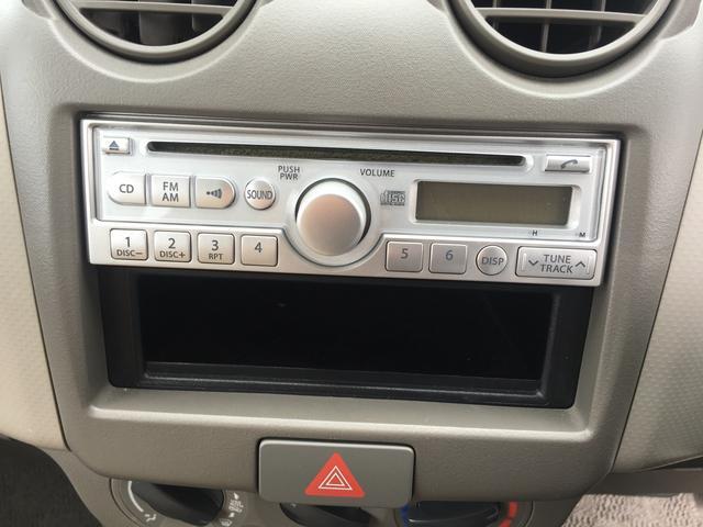 スズキ アルト 4WD CD付