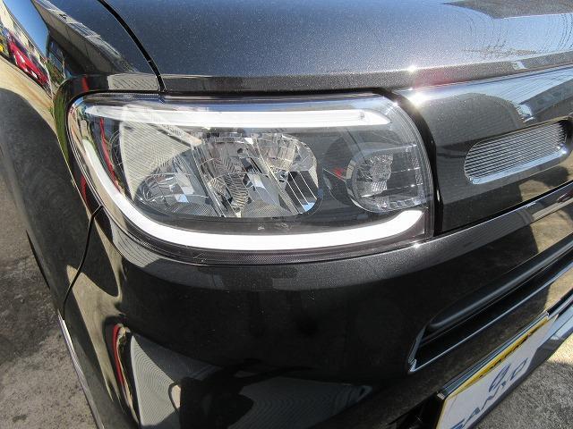 ヘッドライトはLEDです!!一度使うと良さが分かります!!