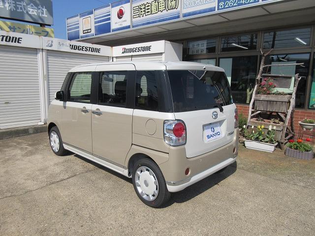 グレードは『G メイクアップリミテッドSAIII 』になります!!   私ども、三洋自動車は昭和38年8月から商売をさせて頂いております!あまり街に車が走っていない頃からずっと自動車一筋。