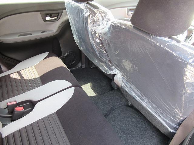 届出済未使用車の為、嫌な臭い、汚れ、傷はひとつもありません!!