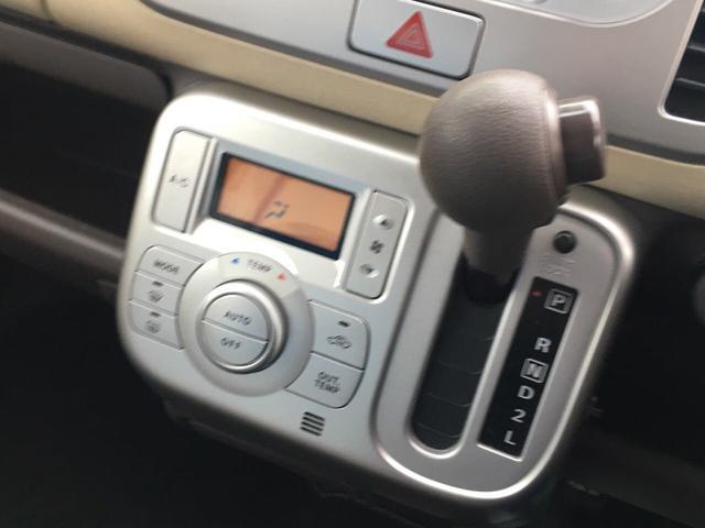 スズキ MRワゴン X キーレススタートシステム