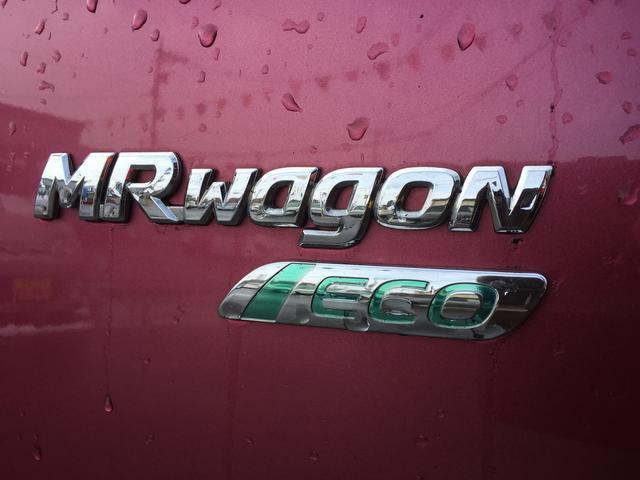スズキ MRワゴン ECO-X プッシュスタート スマートキー バックモニター