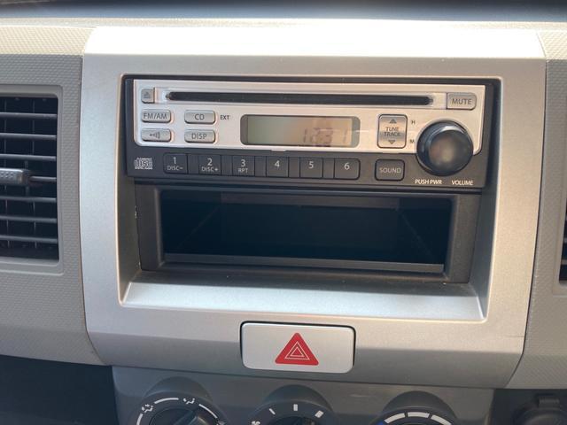 FA 4WD CDオーディオ ベンチシート シートヒーター ヘッドライトレベライザー(16枚目)