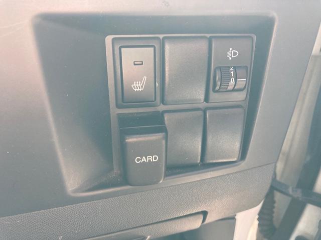FA 4WD CDオーディオ ベンチシート シートヒーター ヘッドライトレベライザー(17枚目)