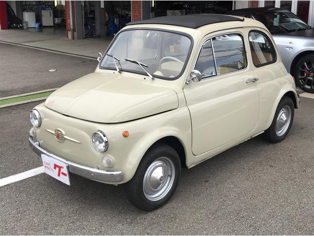「フィアット」「チンクチェント」「コンパクトカー」「石川県」の中古車5