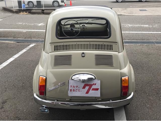 「フィアット」「チンクチェント」「コンパクトカー」「石川県」の中古車7