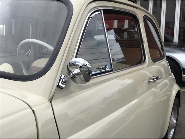 「フィアット」「チンクチェント」「コンパクトカー」「石川県」の中古車11