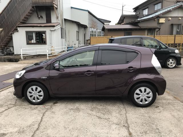 「トヨタ」「アクア」「コンパクトカー」「石川県」の中古車46