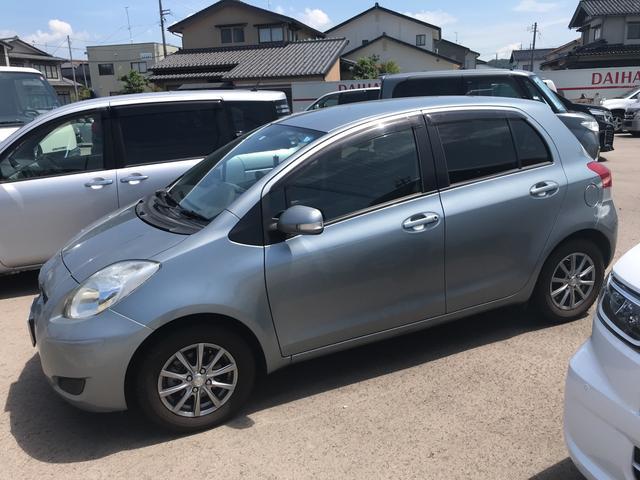 「トヨタ」「ヴィッツ」「コンパクトカー」「石川県」の中古車41