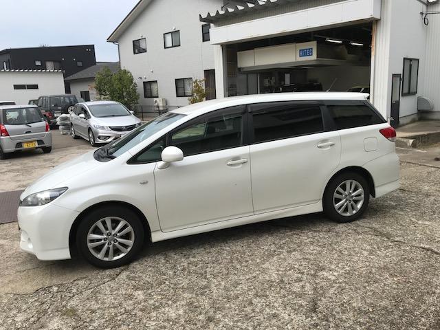「トヨタ」「ウィッシュ」「ミニバン・ワンボックス」「石川県」の中古車35