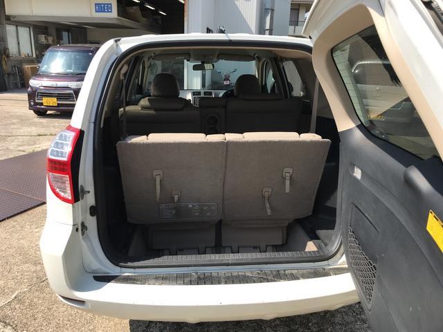 「トヨタ」「ヴァンガード」「SUV・クロカン」「石川県」の中古車27