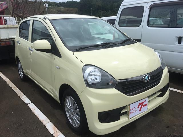 「ダイハツ」「ミライース」「軽自動車」「石川県」の中古車3