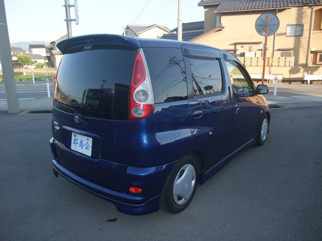 トヨタ ファンカーゴ X・Sパッケージ