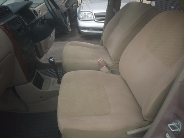 L 4WD 記録簿 CDキーレス 寒冷地仕様 両席エアバック(15枚目)