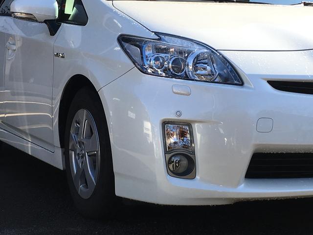トヨタ プリウス S LEDエディション 純正HDDナビ フルセグTV ETC