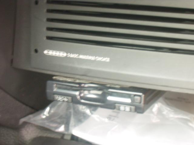 プジョー プジョー 206 SW XS 社外CD ETC付