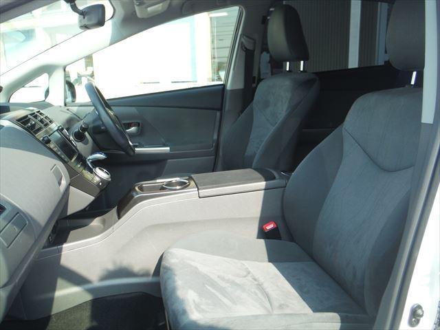 G7人乗りメーカーHDDフルセグナビ社外ステアTEIN車高調(14枚目)
