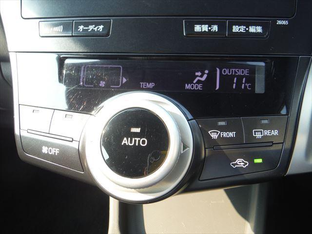 G7人乗りメーカーHDDフルセグナビ社外ステアTEIN車高調(17枚目)