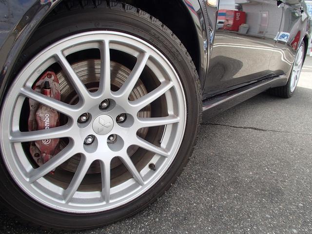 GSRエボリューションX4WD1オーナー5速MT柿本マフラー(10枚目)