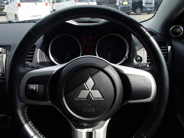 GSRエボリューションX4WD1オーナー5速MT柿本マフラー(15枚目)