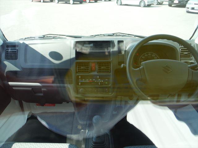 KCエアコン・パワステ4WD走行3km届出済未使用車5MT車(10枚目)