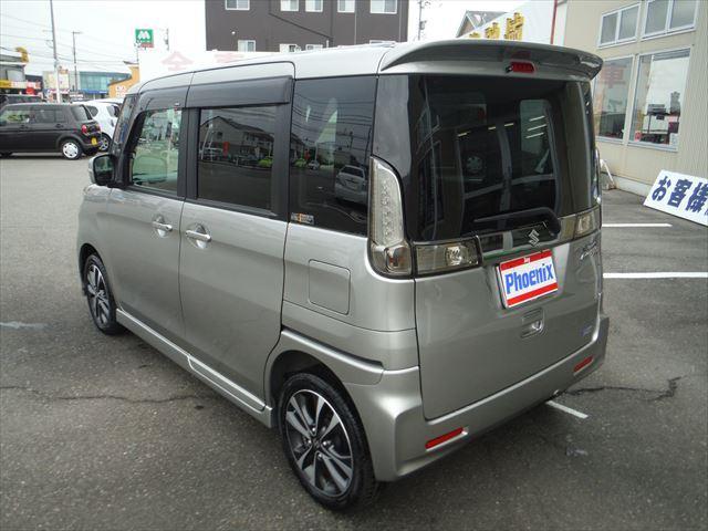 「スズキ」「スペーシアカスタムZ」「コンパクトカー」「石川県」の中古車5