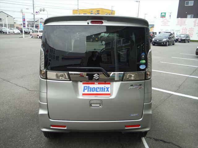「スズキ」「スペーシアカスタムZ」「コンパクトカー」「石川県」の中古車6