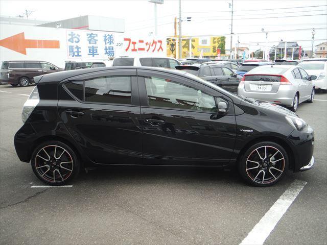 「トヨタ」「アクア」「コンパクトカー」「石川県」の中古車4